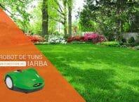 robot de tuns iarba